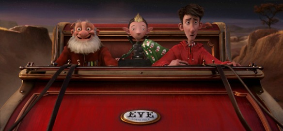 Holiday Movies For The Family The Muppets Arthur Christmas The Red Band Project