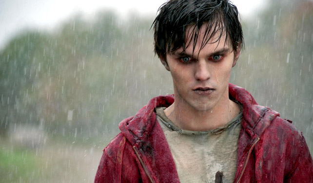 Ruh-roh . . . the world didn't end in 2012, but looks like hunky zombies will start to take over 2013.