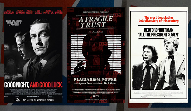 The three films playing the in the DEADLINE films series.