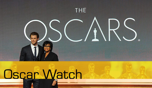 Chris Hemsworth and President of the Academy Cheryl Boone Isaacs announced the awards earlier this week.