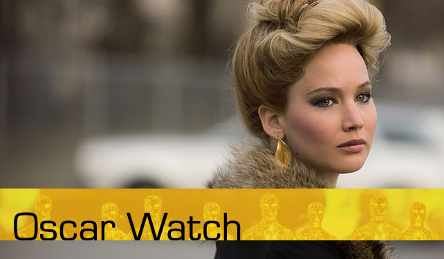 Oscar Watch looks to break down the different categories for the 2014 Academy Awards. We'll do our best to give you the inside track for your Oscar pools. Above: Jennifer Lawrence in American Hustle.