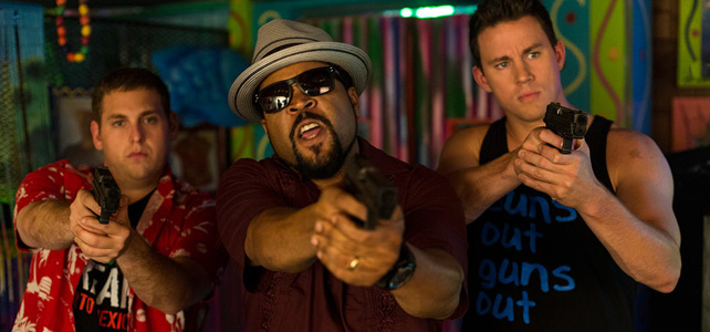 Watch out, Jump Street is about to jump up in your crack.