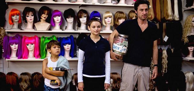 That jar holds all the Kickstarter money.