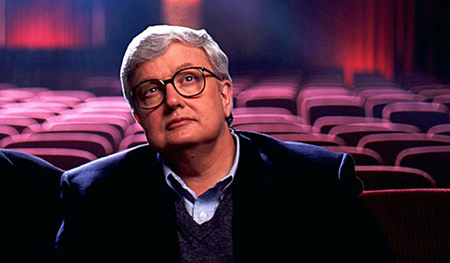 Renowned film critic Roger Ebert is front and center in the documentary Life Itself.