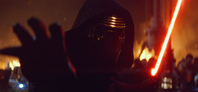 Is this a new sith lord? Is he the main villain of the film? Always two there are right? Which one is he?